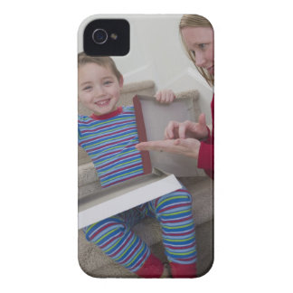 Woman signing the word 'Calculator' in American iPhone 4 Case-Mate Cases