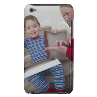 Woman signing the word 'Calculator' in American iPod Case-Mate Case