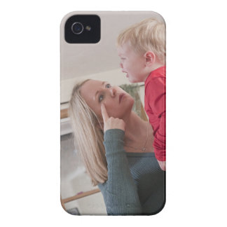 Woman signing the word 'Cry' in American Sign Case-Mate iPhone 4 Case