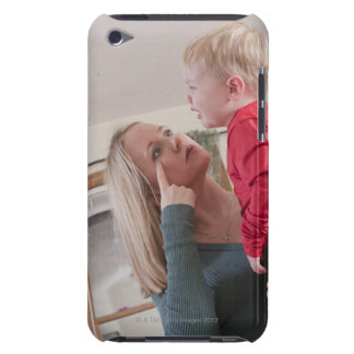 Woman signing the word 'Cry' in American Sign iPod Case-Mate Case