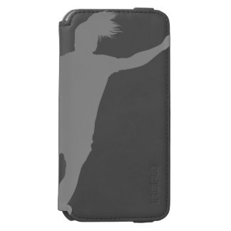 Woman Soccer Player Incipio Watson™ iPhone 6 Wallet Case