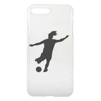 Woman Soccer Player iPhone 8 Plus/7 Plus Case