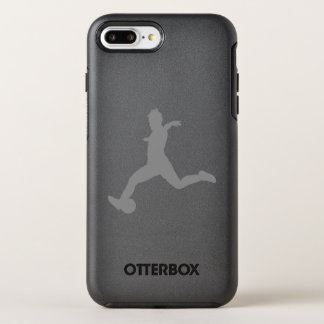 Woman Soccer Player OtterBox Symmetry iPhone 8 Plus/7 Plus Case