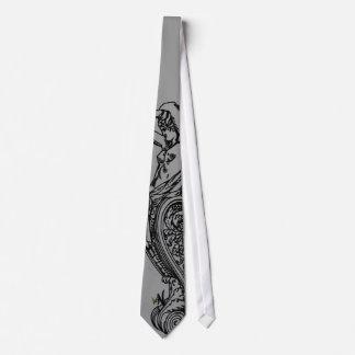 woman tie