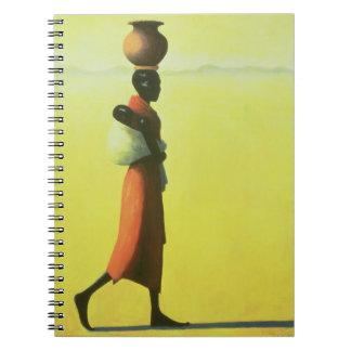 Woman Walking 1990 Notebooks