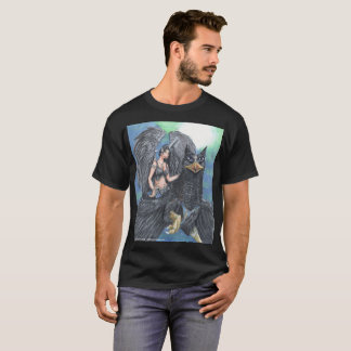 Woman Warrior the Griffin Rider T-Shirt