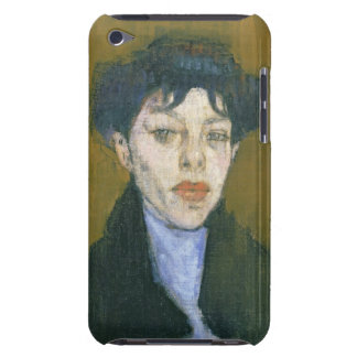Woman with a Blue Scarf, c.1912 (oil on canvas) iPod Touch Case