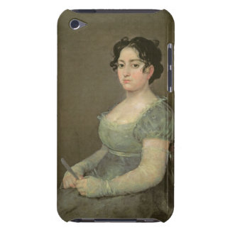 Woman with a Fan, c.1805-06 (oil on canvas) iPod Touch Covers