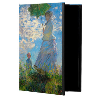 Woman with a Parasol Claude Monet Impressionist iPad Air Cover