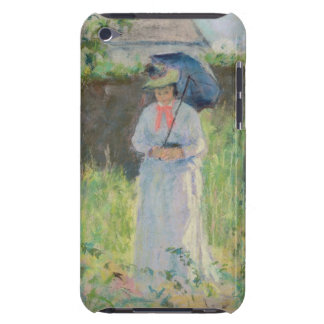 Woman with a Parasol (pastel on paper) Barely There iPod Case