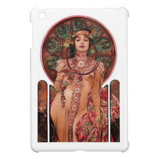 Woman with Champagne Glass iPad Mini Covers