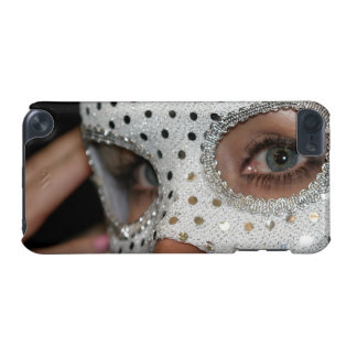 Woman With Mask iPod Touch 5G Case