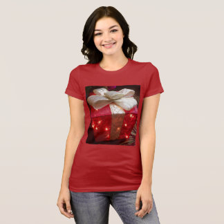 Woman's Christmas  present shirt