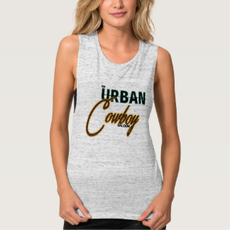 Womans Muscle Tank