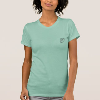 Woman's Platenher Diamond Collection Tshirt