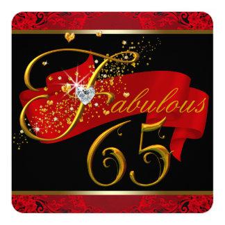 65th Birthday Invitations & Announcements | Zazzle.co.uk