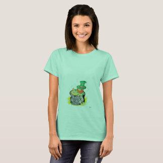 Woman's T-Shirt/ Leprechaun T-Shirt
