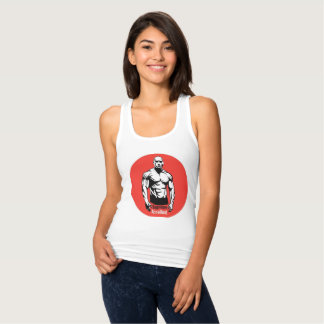WOMAN'S TANK TOP FOR THE GYM/CASUAL WEAR