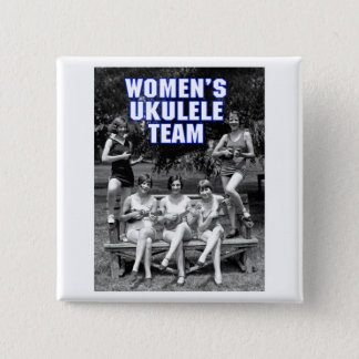 Woman's Uke Team Button