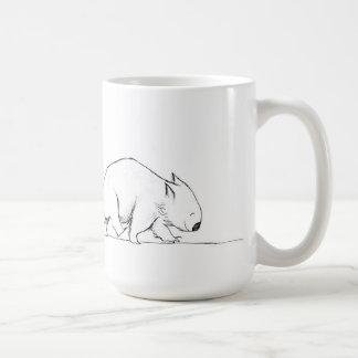 Wombat Coffee Mug