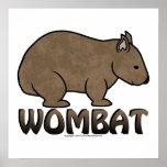 Wombat Logo II