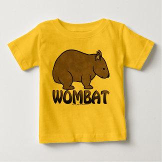Wombat Logo II Baby T-Shirt