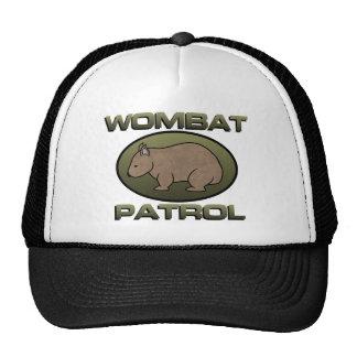 Wombat Patrol II Hats