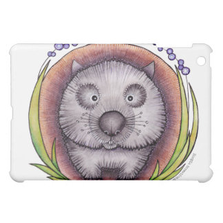 'Wombie' the wombat iPad Case