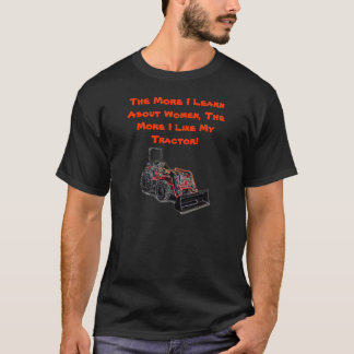Women and Tractors T-Shirt