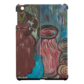 Women and Water Sustainers of Life Case For The iPad Mini