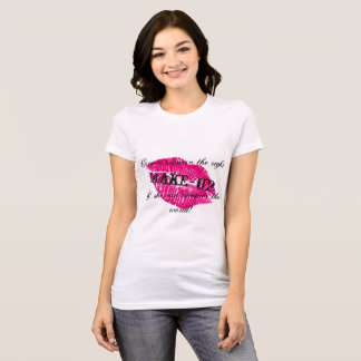 women conquer the world T-Shirt