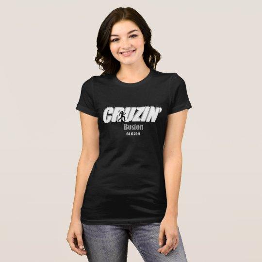 Women Cruzin Boston T-Shirt