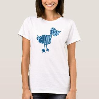 Women Cut Pelican Shirt
