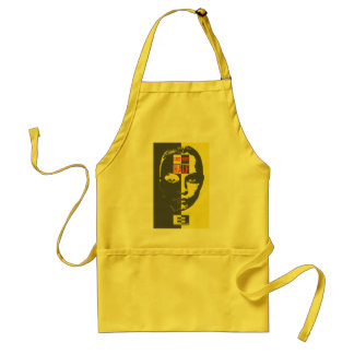 Women Equality - I just want half Aprons