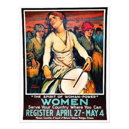 Women Personalized Flyer