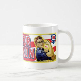 Women for McCain Palin 2008 Mug