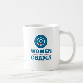 Women for Obama Coffee Mug