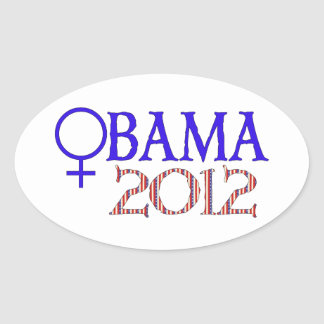 WOMEN FOR OBAMA STICKERS