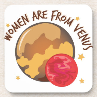 Women From Venus Coaster
