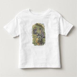 Women Gathering Mushrooms, from 'Travaux des Champ Toddler T-Shirt