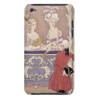 Women in a Theater Box, illustration from 'Les Lia Barely There iPod Case