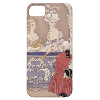 Women in a Theater Box, illustration from 'Les Lia iPhone 5 Cover