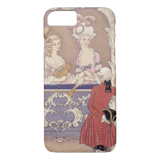 Women in a Theater Box, illustration from 'Les Lia iPhone 8/7 Case