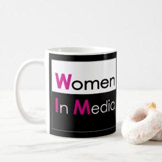 Women In Media Classic Mug Black