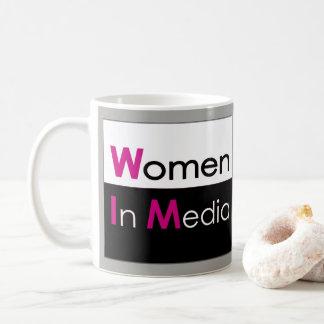 Women In Media Classic Mug Grey