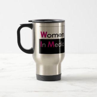 Women In Media Travel Mug