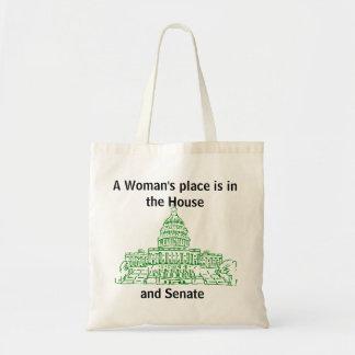 Women in politics tote