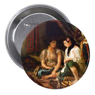 Women of Algiers 7.5 Cm Round Badge