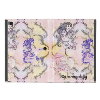 Women of Corona Borealis Aliens Space Fantasy iPad Mini Cover