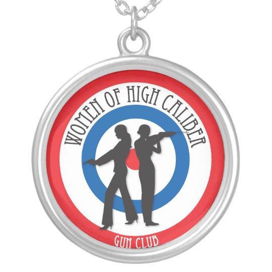 Women of High Calibre Necklace